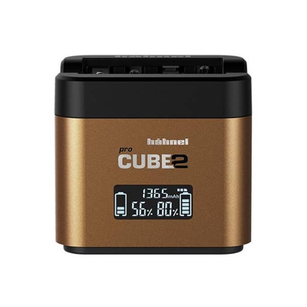 HAHNEL - proCUBE 2 Charger - Olympus