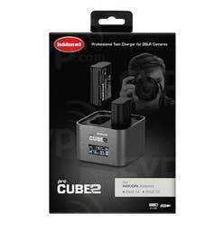 HAHNEL - proCUBE 2 Charger- Nikon