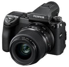 Fujifilm GFX 50S and GF 45mm F2.8 R LM WR Lens Kit