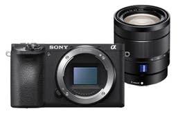 Sony A6500 + Sony E 16-70mm F4 Black Carl Zeiss Zoom Lens kit