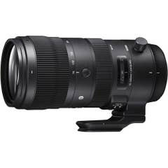Sigma 70-200mm f/2.8 DH OS HSM Sports Lens for Canon