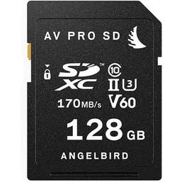 Angelbird AV PRO SD 128GB V60