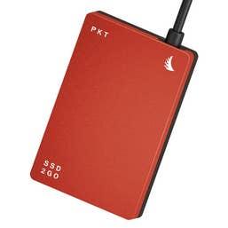 Angelbird SSD2go PKT 256 GB Red
