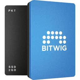 Angelbird SSD2go PKT 512 GB Blue