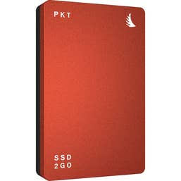 Angelbird SSD2go PKT 1 TB Red