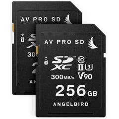 Angelbird Match Pack SD for Panasonic EVA1 256GB  - 2 Pack