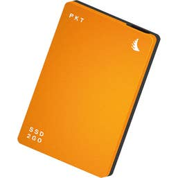 AngelBird SSD2go PKT 1 TB Orange