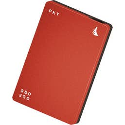 AngelBird SSD2go PKT 2TB Red