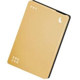 AngelBird SSD2go PKT 2TB Gold