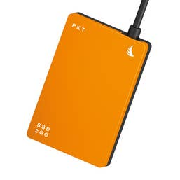 AngelBird SSD2go PKT 2TB Orange