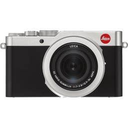 Leica D-Lux 7 Digital Camera (Silver)