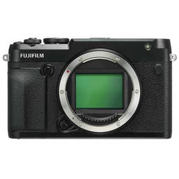 FujiFilm GFX 50R with GF 32-64mm f/4 R LM WR Lens Kit