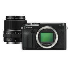 FujiFilm GFX 50R w/ GF 45mm F2.8 R LM WR Lens Kit