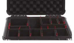 Pelican TrekPak Divider Kit for Pelican 1400 Small Protector Case