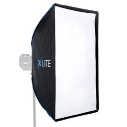 Xlite 70x100cm Pro Recta Softbox + Grid & Mask