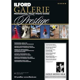 "Ilford Galerie Gold Mono Silk (270gsm) 5x7"" (12.7x17.8cm)"