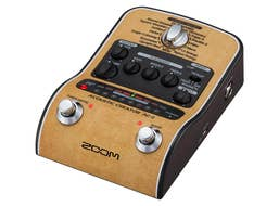 ZOOM AC-2 ACOUSTIC CREATOR EFFECTS & AMP SIMULATOR