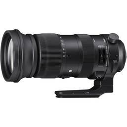 Sigma 60-600mm f/4.5-6.3 DG OS (S) - Nikon