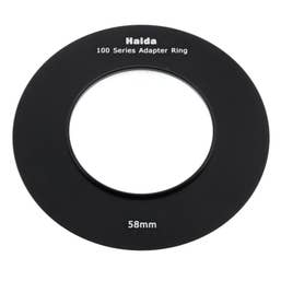 Haida Pro 100 Series Adapter Ring - 58mm
