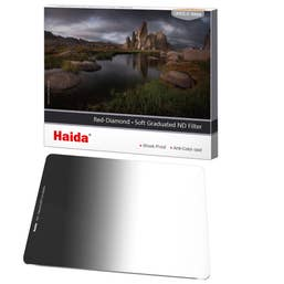 Haida 150 Series Soft Grad Filter ND0.9 - 3 Stop  150x170   (Graduated Neutral Density)