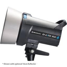 Elinchrom D-LITE RX4 Set with Stands including LP800X