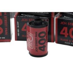 JCH Street Pan 400 135/36  - Panchromatic B&W Negative Film
