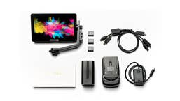 SmallHD Focus HDMI OLED Sony NPFW50 Bundle
