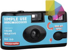 Lomograpghy Simple Use Film Camera