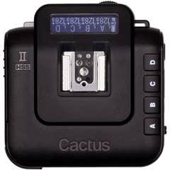 Cactus Wireless Flash V6 II Transceiver