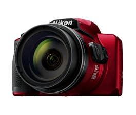 Image of Nikon Coolpix B600 - Red