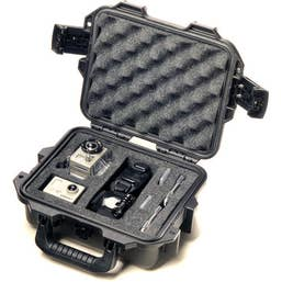 Pelican Storm Case iM2050BGP1 for GoPro and Accessories (Black)