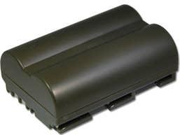 Jupio Canon BP511/511A/512 (1400mAh) Lithium ion Battery