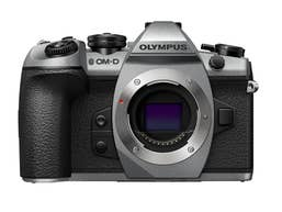 Olympus E-M1 II Body Only - Silver