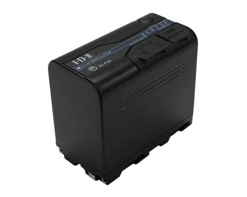 IDX Power Bundle (Includes 2x SL-F50, 1x LC-2A)