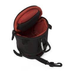Crumpler Base Layer Lens Case Small Black