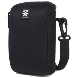 Crumpler Drewbob Camera Pouch 200 Black / Black