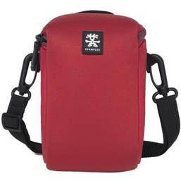 Crumpler Drewbob Camera Pouch 200 Red / Red