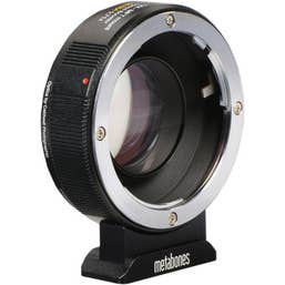 Metabones Olympus OM to Micro 4/3 Speed Booster ULTRA 0.71x