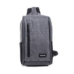 Crumpler Drone Sling Backpack White Grey