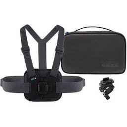 GoPro HERO 7 Black with Bonus Sports Kit