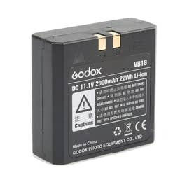 GODOX VB-18 LITHIUM ION BATTERY