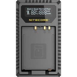 Nitecore FX1 Fujifilm USB Dual Slot Charger for FUJI NP-W126NP NP-W126S
