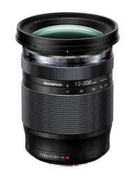 Olympus 12-200mm F3.5-6.3 Lens (Black)