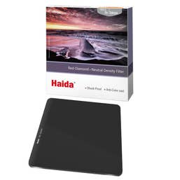 Haida 100 Series Filter Red Diamond ND0.9 8x 3 Stops