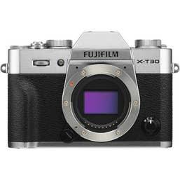 Fujifilm X-T30 Body Only - Premium Silver