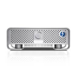 G-Technology G-DRIVE Thunderbolt USB 3.0 4TB