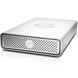 G-Technology G-DRIVE USB G1 8TB