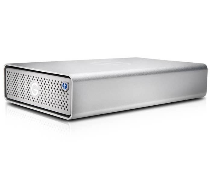G-Technology G-DRIVE Thunderbolt 3 USB-C 4TB
