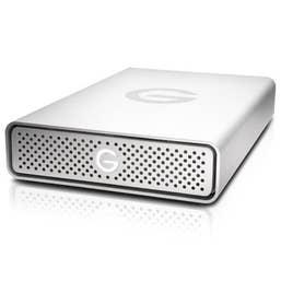 G-Technology G-DRIVE USB-C 8TB