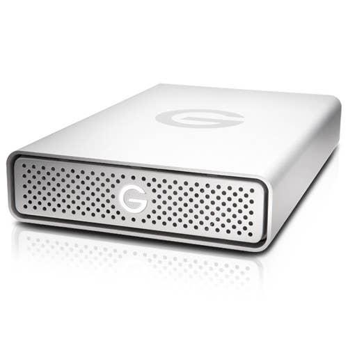 G-Technology G-DRIVE USB-C 10TB